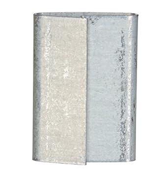 """Vestil SSEAL-58 5/8"""" Seal for Steel Strapping, Pack of 1000"""