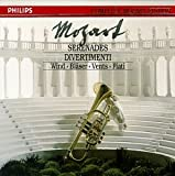 Mozart: Serenades and Divertimenti for Winds