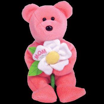 Ty Beanie Babies Dearly – Bear (Hallmark Gold Crown Exclusive)