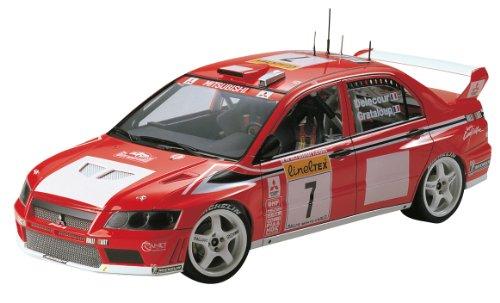 1/24 Mitsubishi Lancer Evolution VII WRC No.257