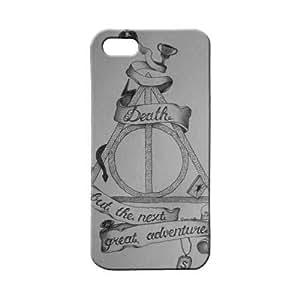 BLUEDIO Designer 3D Printed Back case cover for Apple Iphone 5 / 5S / SE - G1277