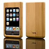 Vers Handcrafted Wood Shell Case for iPod touch 1G, 2G, 3G (Bamboo)