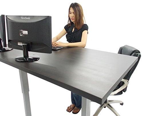 Crank Adjustable Height Desk Online Shopping Office Depot