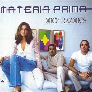Materia Prima - Once razones - Zortam Music