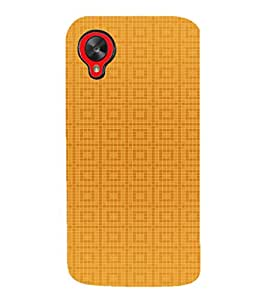 Ebby Premium Printed Mobile Back Case Cover With Full protection For LG Google Nexus 5 (Designer Case)