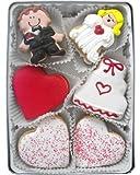 Beautiful Sweets Wedding Organic Cookies