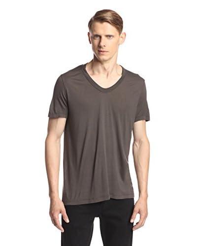 Rick Owens Men's V-Neck Level T-Shirt