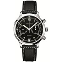 Longines L27904530 Heritage Military Mens Watch