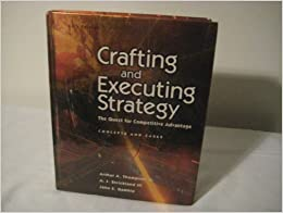 Crafting and executing strategy walmart case