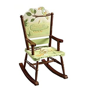 Guidecraft Papagayo Collection Rocking Chair from Guidecraft Inc