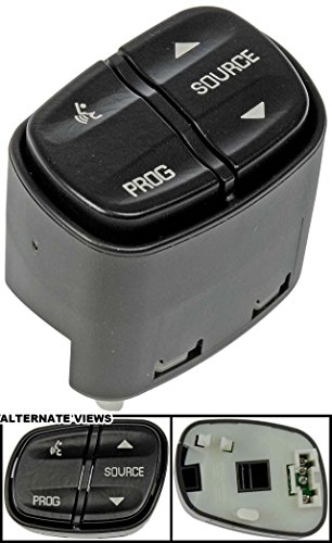 APDTY 012233 Driver Information Switch - Program Source, Steering Wheel Mounted (2003 Yukon Steering Wheel compare prices)