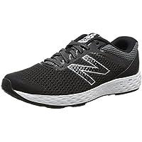 New Balance Women's 520v3 Running-Shoes (Black/Gunmetal/White)