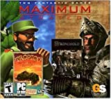 Maximum Strategy: Stronghold & Tropico Mucho Macho  (Jewel Case)
