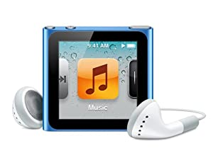 Apple iPod nano - Reproductor MP3 (pantalla multitáctil),color verde