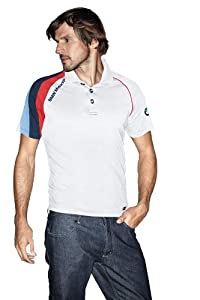 BMW Motorsport Mens Fan Polo Shirt by BMW