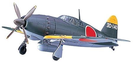 Maquette avion: J2M3 Raiden Jack