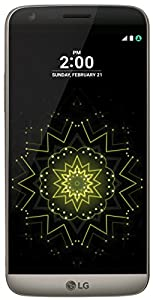 LG G5 Unlocked Phone, 32 GB Titan (US Warranty)