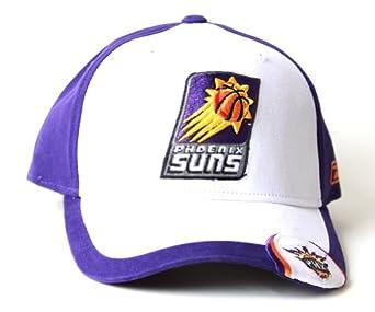 Reebok Phoenix Suns Authentic NBA Velcro Purple White Hat by ECLPS