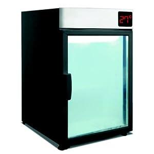 Metalfrio VN-12R 1-Section Beer Cooler w/ 1-Glass Door & 63-Can Capacity