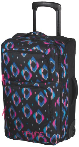 B00DQYTKJ4 Dakine Women's Carry On Roller Bag, Kamali, 36-Liter