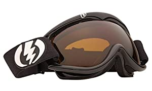 Electric Eyewear EG1s Goggles in Gloss Black with Bronze Lens
