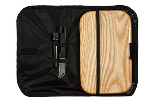 Chill-N-Go® Glove Box Picnic, Picnic Travel Set (Camo)