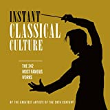 Instant Classical Culturepar Various artists
