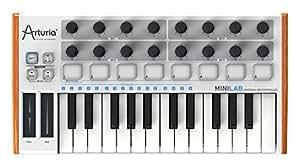 ARTURIA MiniLab 230401 25-Key MIDI Controller