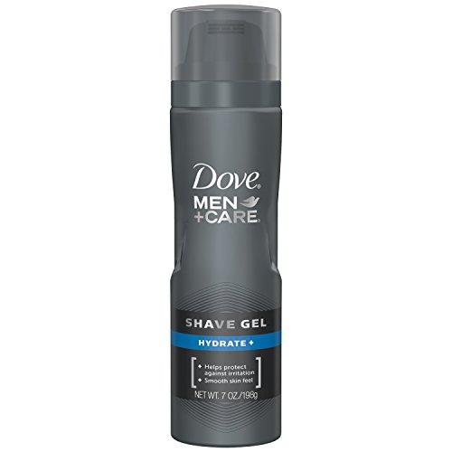 Men + Care Hydrate Shave Gel by Dove for Men - 7 oz Shave Gel