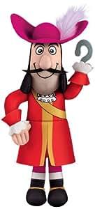 Fisher-Price Disney's Jake and The Never Land Pirates Hook Talking Plush