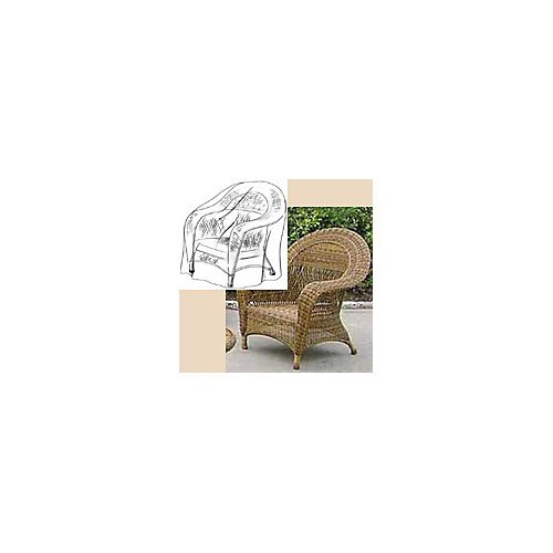 Bosmere C640 Wicker Chair Cover 38-Inch Long x 36-Inch Deep x 36-Inch High (Discontinued by Manufacturer) photo