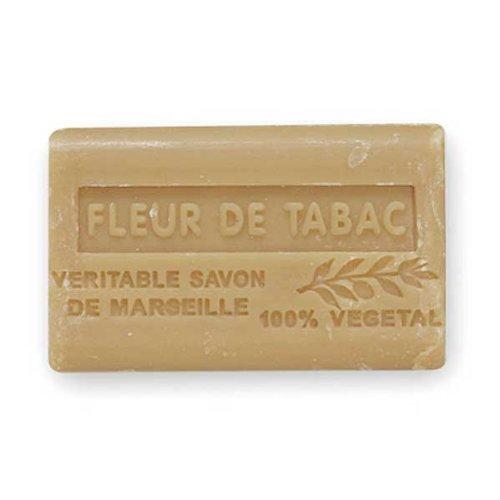 (南仏産マルセイユソープ)SAVON de Marseille タバコフラワーの香り(SP013)(125g)