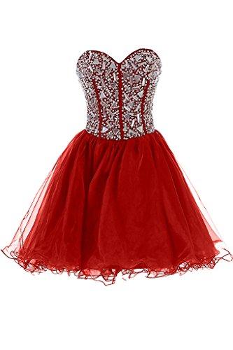 Best value Gorgeous Bridal Sweetheart Dresses Short