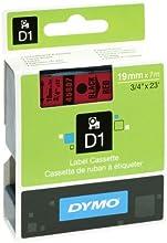 Dymo S0720870 - Etiquetas con adhesivo permanente