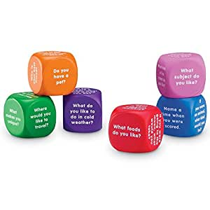 Learning Resources Conversation Cubes(1)