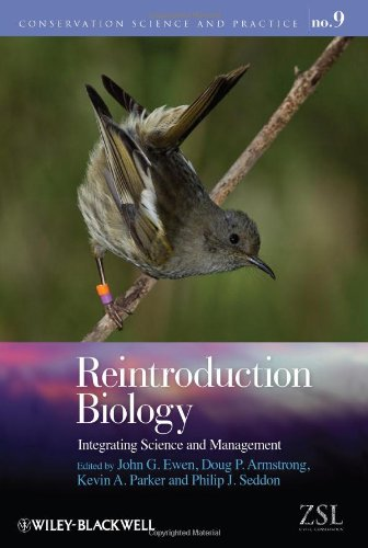 Reintroduction Biology: Integrating Science and
