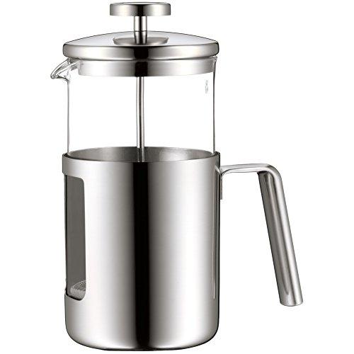 Coffeepress Kult für 8 Tassen Cromargan Edelstahl mattiert