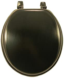 Beneke XM20 Tuffy Black Wood Toilet Seat Black Toilet Seat Wood Round Ama