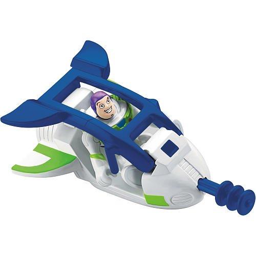 Imaginext De Disney Pixar Toy Story 3 Figura De Buzz