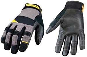 Youngstown Glove 08-3087-78-M High Performance Lined Glove with Kevlar Medium