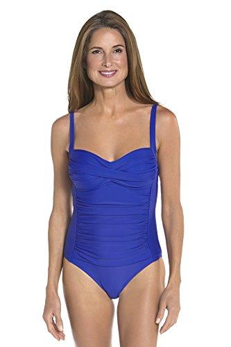 coolibar-womens-uv-protective-50-plus-ruche-bandeau-swimsuit-bajaj-blue-size-16-large