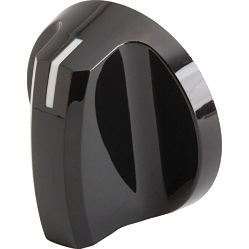 221896 Frigidaire Electric Range Knob - Black (Dryer Knob Black compare prices)