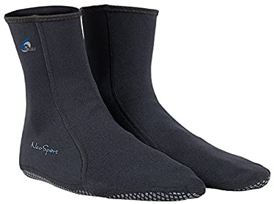 NeoSport Premium Neoprene 2mm Neoprene Booties