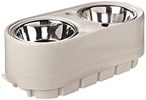 OurPets Store-N-Feed Adjustable Feeder