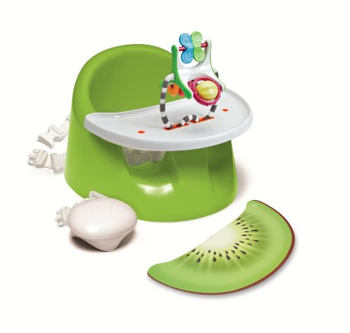 Great Features Of Prince Lionheart bebePOD Flex Plus Baby Seat, Green/Kiwi