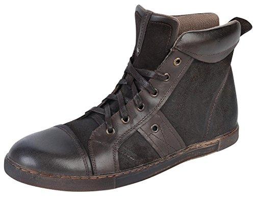 R.E.D. by EMP Vintage Sneaker Scarpe sportive marrone EU46