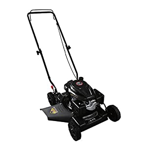 Warrior Tools WR65486C Gas Powered Push Lawn Mower, 159cc, Black from Warrior Tools America, Inc.