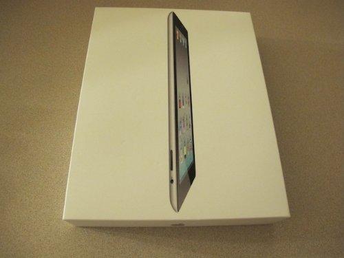 Apple iPad 2 with Wi-Fi (Black, 16GB)