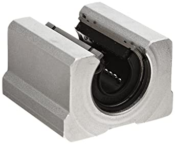 Linear Motion 12 mm Slide Unit, Open Type, Metric