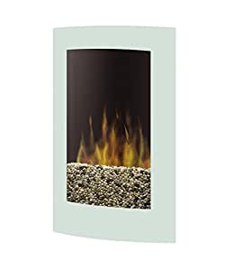 Amazon Dimplex VCX1525WH Electraflame Curved Recessed